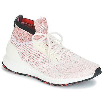 Sapatos Homem Sapatilhas de corrida adidas Performance ULTRABOOST ALL TERR Branco / Vermelho