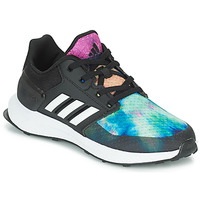 Sapatos Rapariga Sapatilhas de corrida adidas Performance RAPIDARUN X K Preto