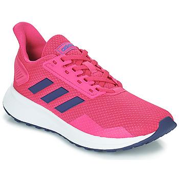 Sapatos Rapariga Sapatilhas de corrida adidas Originals DURAMO 9 K Rosa