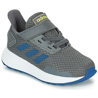 Sapatos Rapaz Sapatilhas de corrida adidas Originals DURAMO 9 I Cinza