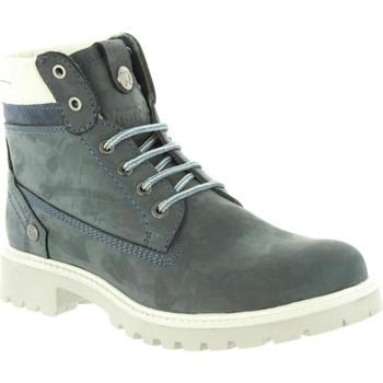 Sapatos Mulher Botas baixas Wrangler WL182500 CREEK Azul