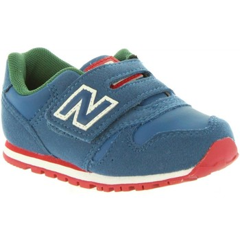 Sapatos Criança Sapatilhas New Balance KV373PDI Azul