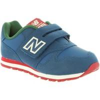 Sapatos Criança Sapatilhas New Balance KV373PDY Azul