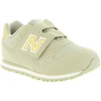 Sapatos Criança Sapatilhas New Balance KV373GUI Beige