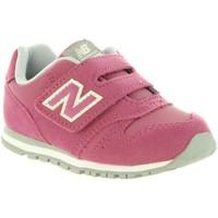 Sapatos Rapariga Sapatilhas New Balance KV373PFI Rosa
