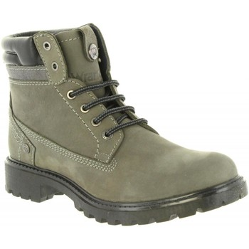 Sapatos Mulher Botas baixas Wrangler WL182500 CREEK Gris