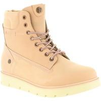 Sapatos Mulher Botas baixas Wrangler WL182510 TUCSON Rosa
