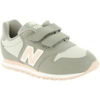 Sapatos Criança Sapatilhas New Balance KV500PGY Gris