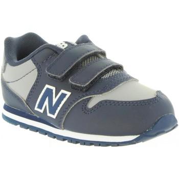 Sapatos Criança Sapatilhas New Balance KV500VBI Azul