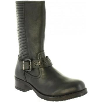 Sapatos Mulher Botas Wrangler WL182585 FIRE Negro