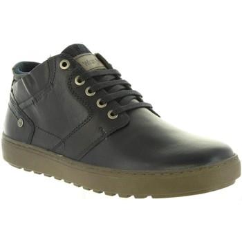 Sapatos Homem Botas baixas Wrangler WM182088 HISTORIC Azul