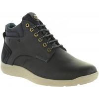 Sapatos Homem Botas baixas Wrangler WM182150 MOOSE Azul