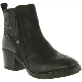 Sapatos Mulher Botins Wrangler WL182541 VAIL Negro