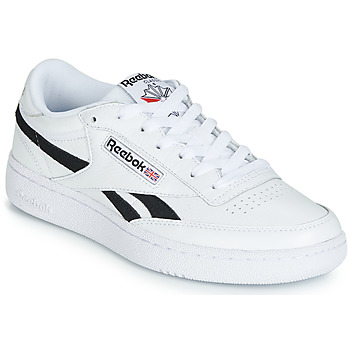 Sapatos Sapatilhas Reebok Classic REVENGE PLUS MU Branco / Preto