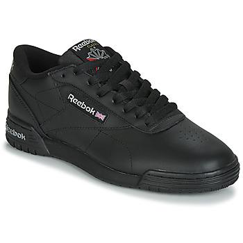 Sapatos Sapatilhas Reebok Classic EXOFIT LO CLEAN LOGO INT Preto