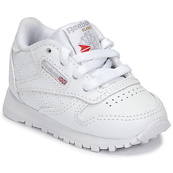 Sapatos Criança Sapatilhas Reebok Classic CLASSIC LEATHER Branco