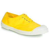 Sapatos Mulher Sapatilhas Bensimon TENNIS LACETS Limão