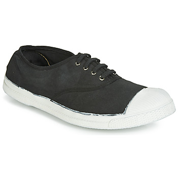 Sapatos Homem Sapatilhas Bensimon TENNIS LACETS Carvão