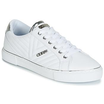 Sapatos Mulher Sapatilhas Guess GROOVIE Branco