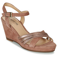 Sapatos Mulher Sandálias JB Martin QUOLIDAYS Camel