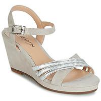 Sapatos Mulher Sandálias JB Martin QUOLIDAYS Cinza