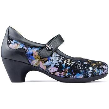 Sapatos Mulher Escarpim Calzamedi STONE Tênis PRETA