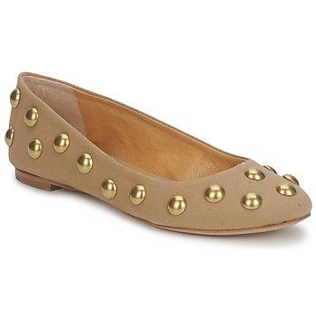 Sapatos Mulher Sabrinas Keyté CANDY TESSU Bege