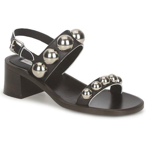Sapatos Mulher Sandálias Marc Jacobs MJ18184 Preto