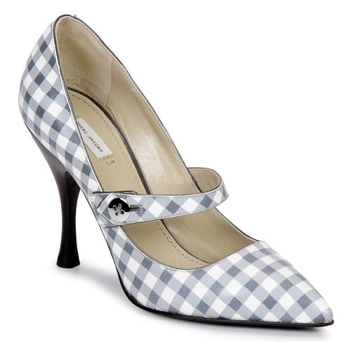 Sapatos Mulher Escarpim Marc Jacobs MJ18354 Cinza