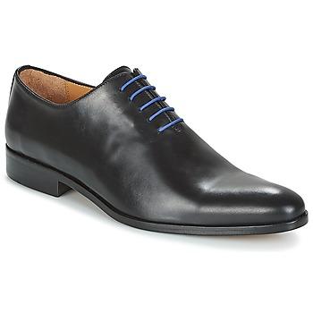 Sapatos Homem Richelieu Brett & Sons AGUSTIN Preto