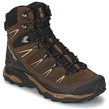 Sapatos Homem Sapatos de caminhada Salomon X ULTRA TREK GTX® Castanho / Preto
