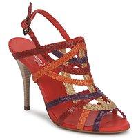 Sapatos Mulher Sandálias Stéphane Kelian OPERA Bronze-multicor