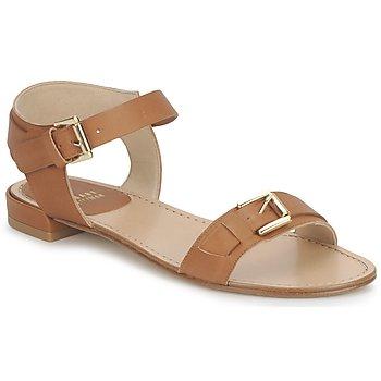 Sapatos Mulher Sandálias Stuart Weitzman BEBOP Castanho