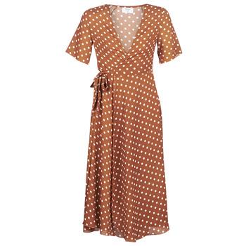 Textil Mulher Vestidos compridos Betty London KEYLA Castanho