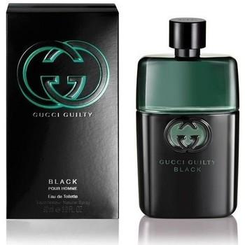 beleza Homem Eau de toilette  Gucci Guilty Black - colônia - 90ml - vaporizador Guilty Black - cologne - 90ml - spray