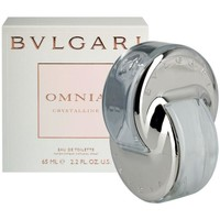 beleza Mulher Eau de toilette  Bvlgari omnia crystalline - colônia - 65ml - vaporizador omnia crystalline - cologne - 65ml - spray
