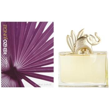beleza Mulher Eau de parfum  Kenzo Jungle L Elephant - perfume - 100ml - vaporizador Jungle L Elephant - perfume - 100ml - spray