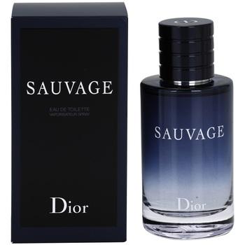 beleza Homem Eau de toilette  Christian Dior Sauvage - colônia - 100ml - vaporizador Sauvage - cologne - 100ml - spray