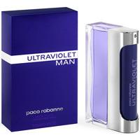 beleza Homem Eau de toilette  Paco Rabanne ultraviolet man - colônia - 100ml - vaporizador ultraviolet man - cologne - 100ml - spray