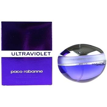 beleza Mulher Eau de parfum  Paco Rabanne ultraviolet - perfume - 80ml - vaporizador ultraviolet - perfume - 80ml - spray