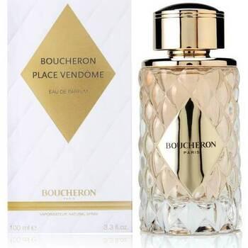 beleza Mulher Eau de parfum  Boucheron place vendome - perfume - 100ml - vaporizador place vendome - perfume - 100ml - spray
