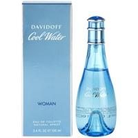 beleza Mulher Eau de toilette  Davidoff Cool Water - colônia - 100ml - vaporizador Cool Water - cologne - 100ml - spray