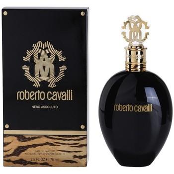 beleza Mulher Eau de parfum  Roberto Cavalli nero assoluto - perfume - 75ml - vaporizador nero assoluto - perfume - 75ml - spray