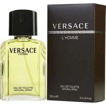 beleza Homem Eau de toilette  Versace L'Homme - colônia - 100ml - vaporizador L'Homme - cologne - 100ml - spray