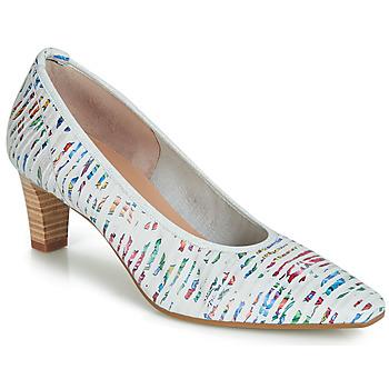 Sapatos Mulher Escarpim Perlato MORTY Branco