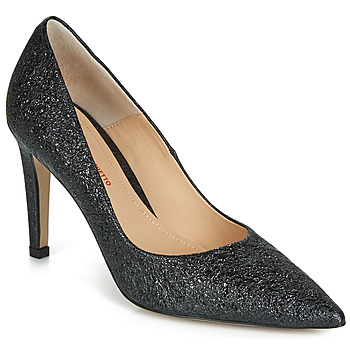 Sapatos Mulher Escarpim Perlato  Preto