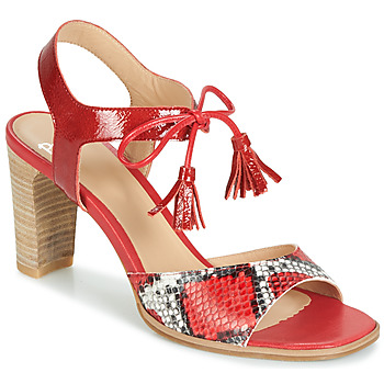 Sapatos Mulher Sandálias Perlato RUBY Vermelho