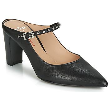 Sapatos Mulher Sandálias Perlato MALDINI Preto