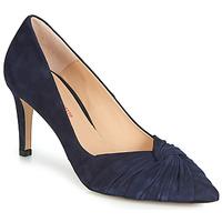 Sapatos Mulher Escarpim Perlato  Azul