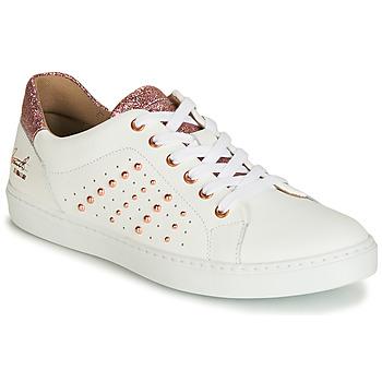 Sapatos Rapariga Sapatilhas Bullboxer AGM008 Branco